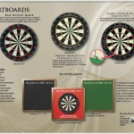 Dartboards and Custom Darts From Century Billiards of Long Island