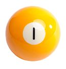 billiard ball 1