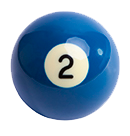 billiard ball 2