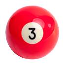 billiard ball 3