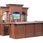 Custom Bars, Stools and Game Room Furniture From Century Billiards of Long Island