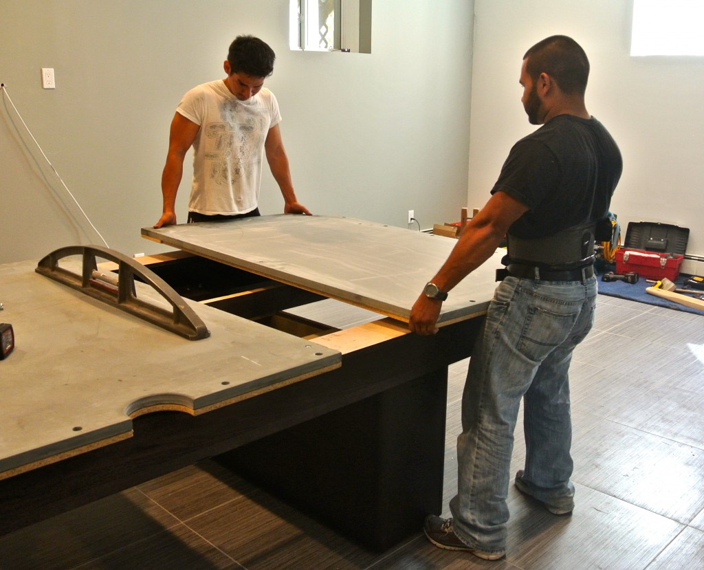 Pool Table Moving Services on Long Island From Century Billiards