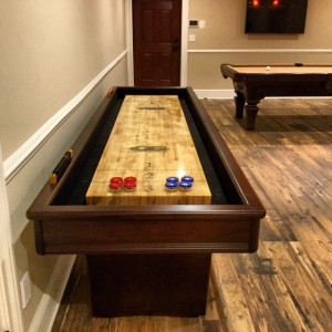 Custom Shuffleboard Tables From Century Billiards