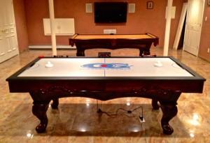 Custom Air Hockey Tables From Century Billiards Long Island NY