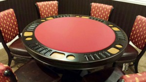 poker table for home