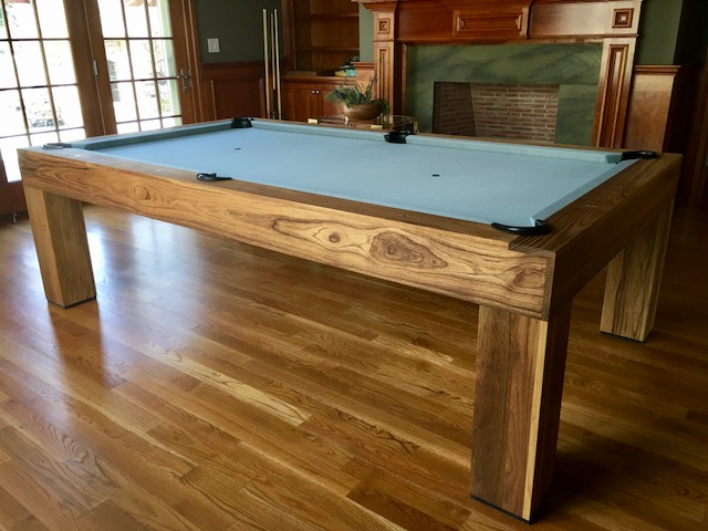 Sleek Parsons Custom Pool Table - Sleek pool table