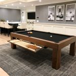 Parson's Custom Pool Table