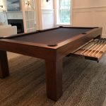 Custom Pool Table Parsons Billiards Table