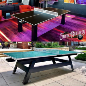 indoor and outdoor ping pong table