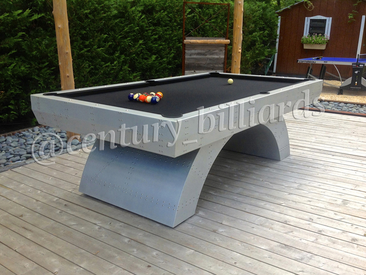 Custom All Weather Outdoor Pool Tables By Century Billiards