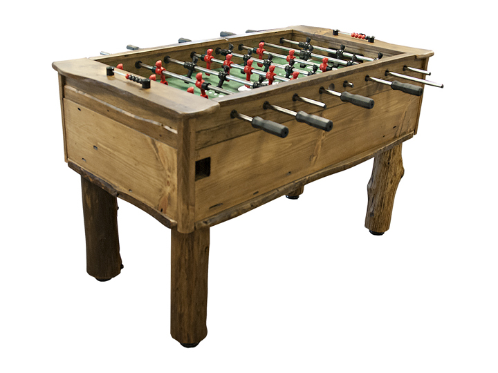 Custom Foosball Tables From Century Billiards - Custom foosball table