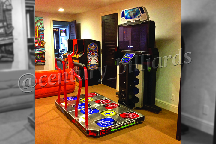 Home Arcade Game Room Or Your New York House From Century
