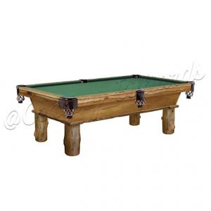 Cumberland Olhausen Rustic Pool Table