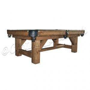Timber Olhausen Rustic Pool Table