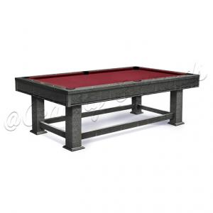 Toas Olhausen Rustic Pool Table