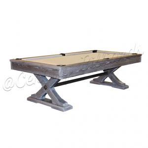 Tustin Olhausen Rustic Pool Table