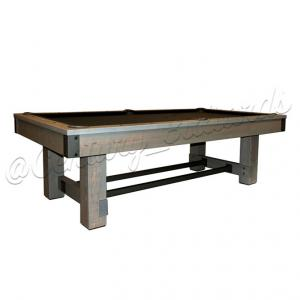 Youngstown Olhausen Rustic Pool Table