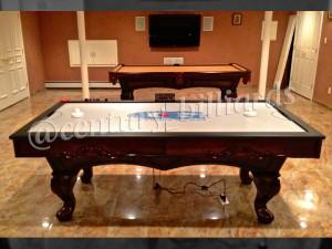 Custom Air Hockey Table 1