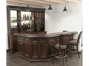 Rutherford Deluxe Bar