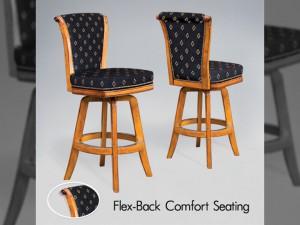 Classic Flexback Barstool
