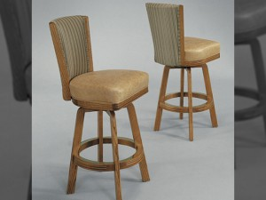 D615 Flex-Back Barstool