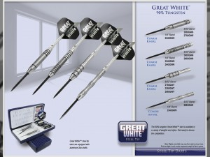 Great White Tungsten Darts II