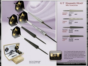 Hammer Head GT Darts