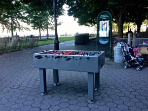 Custom Outdoor Foosball Table 2