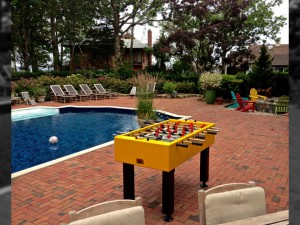 Custom Outdoor Waterproof Foosball Table
