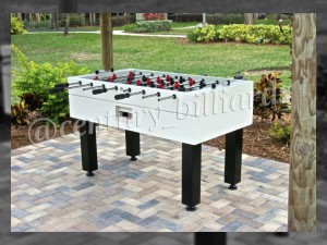 Custom Foosball Table 2