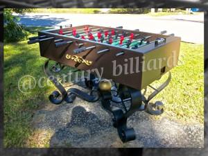 Custom Foosball Table 3