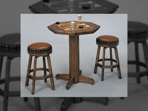 Alta Loma Maple Pub Table