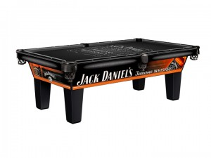 Olhausen Licensed Table Series Jack Daniels